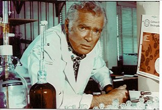 Barnaby Jones in lab